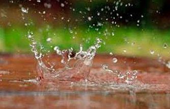 En fazla yağış 13 kilogram ile Ercan'a düştü