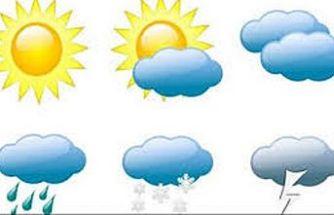 Hafta sonu ve önümüzdeki hafta yağmurlu
