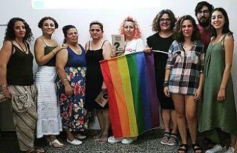 Homofobi karşıtı buluşma düzenlendi!