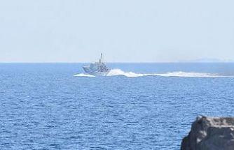 Tekne ile KKTC'den kanunsuz çıkış yaparken yakalandılar