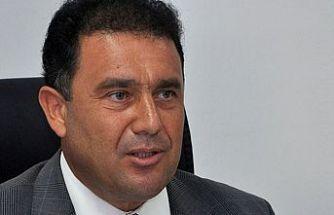UBP Genel Sekreteri Hamza Ersan Saner oldu