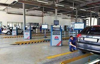 Araç muayene istasyonları kamu-özel iş birliğiyle işletilecek