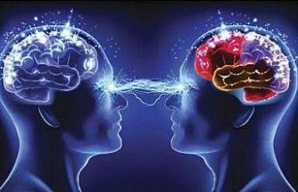 Bilim insanları, düşünce gücüyle bilgi aktarmayı başardılar!