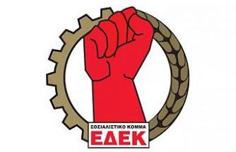 """EDEK'ten  ELAM'a """"ucuz vatanseverlik"""" suçlaması"""