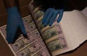 Tarihin en büyük sahte dolar operasyonu: 271 milyon dolar ele geçirildi