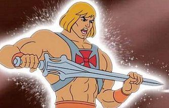 80'li yılların efsane çizgi filmi He-Man Netflix dizisi oluyor