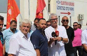 El-Sen'den süresiz grev uyarısı