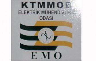 EMO, KKTC'nin elektrik ihtiyacını karşılayabilmesinin temel gereklilik olduğunu vurguladı