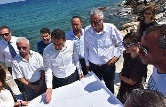 Güngördü: Karaoğlanoğlu'ndaki sahil, balıkçı barınağı olarak ilan edilmesi gerek