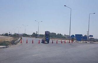 Sürücüler DİKKAT! Bu güzergah yeniden trafiğe açıldı...