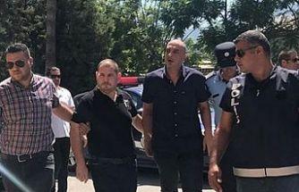 Tapu davasında 3 zanlıya 6 gün daha tutukluluk