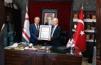 Töre Paşaköy ve Vadili'yi ziyaret etti