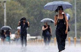 Yarın sağanak yağmur bekleniyor