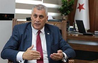 Amcaoğlu: Türkiye'den bakanlığımıza 653 milyon TL yatırıldı