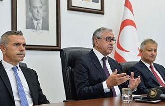 Akıncı: Kıbrıs'ta çözümün adı federal bir yapıdır