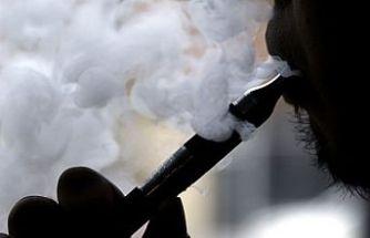 Elektronik sigara kaynaklı hastalıkta yeni ölüm