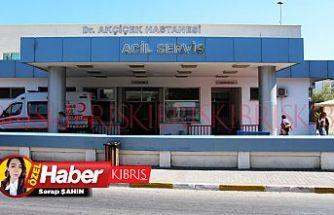 Girne Akçiçek Hastanesi dökülüyor!