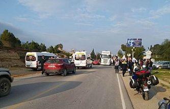 Turizm ve Çevre Bakanı Üstel: Girne-Alsancak-Lapta yolunda yaşanan çile hoş değil