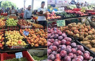 Sebze ve meyve ateş pahalısı