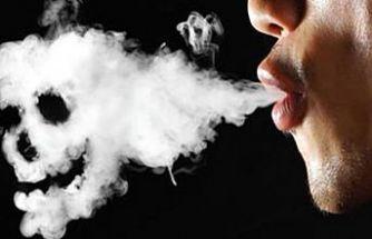 """""""Sigara içenlerde akciğer sertleşmesi kanserden daha tehlikeli"""""""