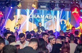"""Chamada Club"" sezonu açtı"