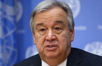 Guterres üçlü görüşmede sonuç istiyor
