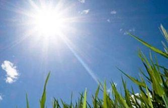Hava sıcaklığı 32-35 derece dolaylarında olacak