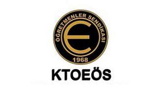 KTOEÖS Erenköy Lisesi'nde basın açıklaması yapacak