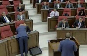 Meclis'te deklerasyon tartışması!