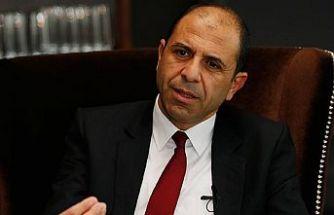 Özersay: Türkiye'nin kararlı tutumu sonuç verdi