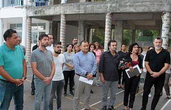 Pazartesi Erenköy Lisesi'nde uyarı grevi