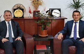 Tarım ve Doğal Kaynaklar Bakanlığı ile UKÜ arasındaki işbirliği geliştirilecek