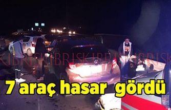 2 kazada 4 kişi yaralandı
