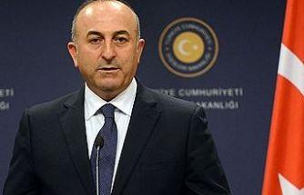 Çavuşoğlu, KKTC'nin kuruluş yıl dönümünü kutladı