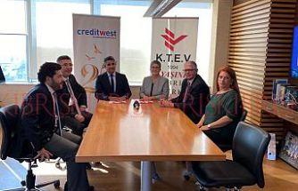 Creditwest Bank'tan, KTEV aracılığıyla burs katkısı