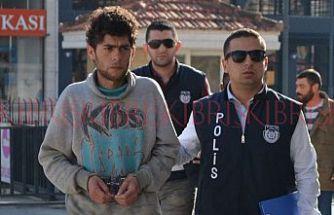 Derbeder şahıs tutuklandı