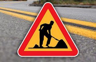 DİKKAT: İskele-Karpaz anayolunda yol bakım onarım çalışması var