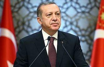 Erdoğan: Kimsenin Kıbrıs Türkü'nü Rum oyunlarının esiri haline getirmeye hakkı yok