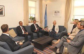 Erhürman BM Genel Sekreterine mektup gönderdi