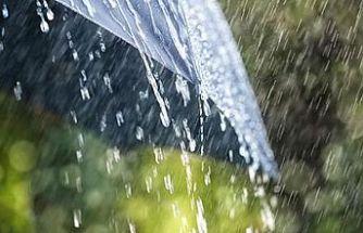 Haftasonu sağanak yağmur bekleniyor