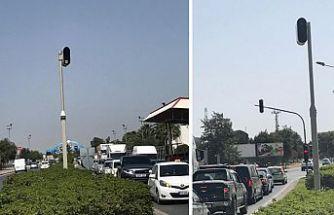 Kırmızı ışık ihlali yapan yandı! Bakan Atakan, kırmızı ışık ihlali yapan çok fazla sürücüye cezai işlem uygulandı