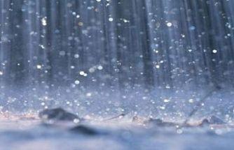 Meteoroloji Dairesi sağanak yağış uyarısında bulundu