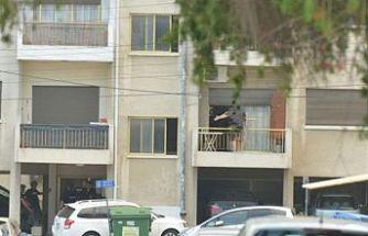 Polise silah doğrultan adamın evinden 12 av tüfeği çıktı