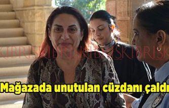 Rum kadın ağlayarak cezaevine gitti