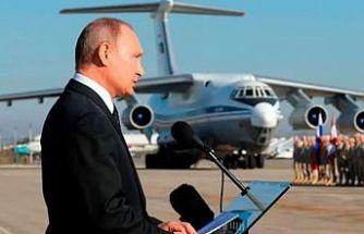 Rusya kritik gelişmeyi duyurdu!