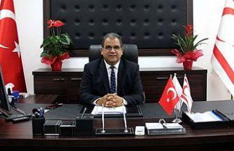 Sucuoğlu, 15 Kasım Cumhuriyet Bayramı dolayısıyla mesaj yayınladı