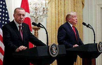 Trump-Erdoğan görüşmesinde kritik detay