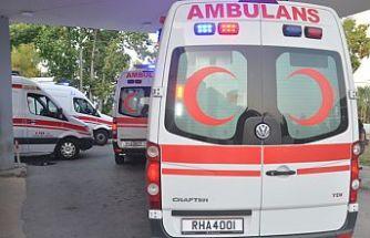 Amcaoğlu: Ambulans ihalesi mahkemede, gelecek neticeyle adım atılacak