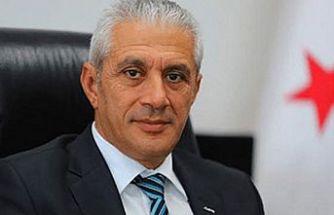 Bakan Taçoy Rum Yönetimi'ni kınadı