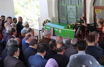 Hacımehmet, son yolculuğuna uğurlandı